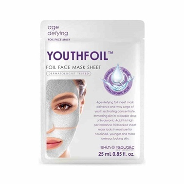 Skin Republic Skin Republic Youthfoil Mask Sheet 25ml Renksiz